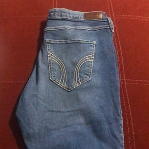Brand new pair of Hollister jeans